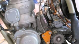 9. 04 KTM 250 SX FOR SALE