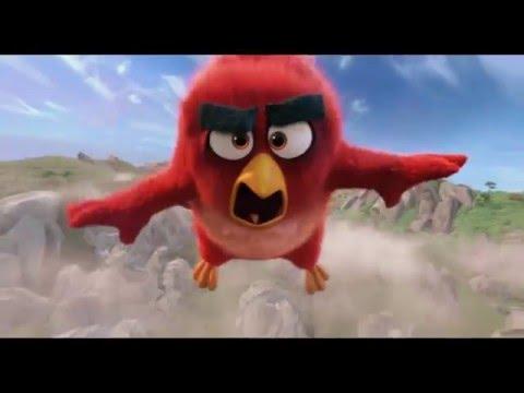Angry Birds в кино [ Мультфильм 2016 ] Трейлер #3 (на английском)