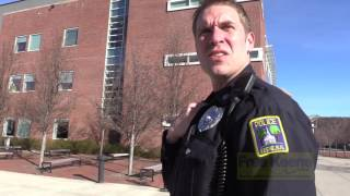 Keene (NH) United States  city photos : Keene Police Threaten Activist Outside Carson Campaign Event
