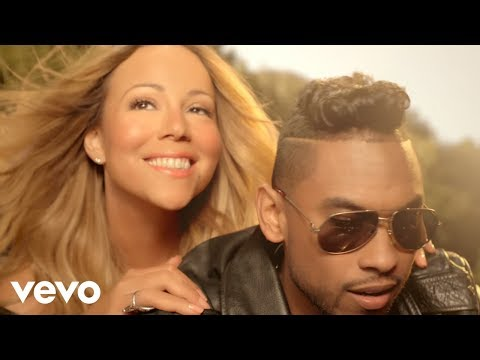 Mariah Carey - #Beautiful ft. Miguel (clip)