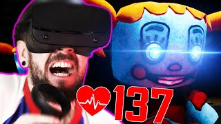 How High Will My Heart Rate Go Playing Five Nights At Freddy's VR (FNAF VR)