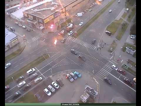 Авария в Зеленограде
