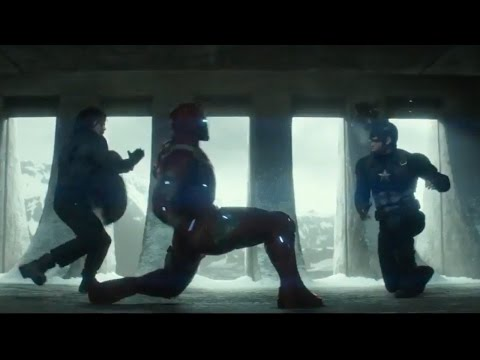 Captain America: Civil War (Featurette 'Cap vs. Bucky')