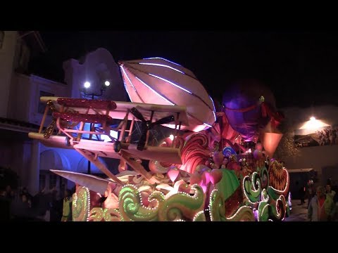 mardi gras parade - Visit http://www.InsideTheMagic.net for more from Mardi Gras at Universal Orlando! The 2014 edition of the Mardi Gras parade at Universal Studios Florida inc...