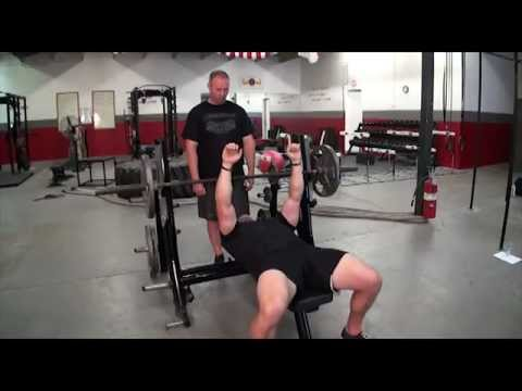 Critical Bench - Tips For The 225 Bench Press Reps Test
