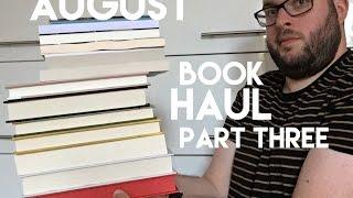 Nonton August Book Haul | Part Three | 2016 Film Subtitle Indonesia Streaming Movie Download