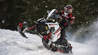 10. TEST RIDE: 2015 Polaris Switchback 800 Pro-X