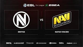 EnVyUs vs Na'Vi, game 1