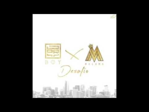 Desafio_Jory Boy feat Maluma