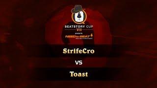 Toast vs StrifeCro, game 1