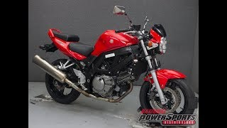 8. 2006  SUZUKI  SV650  - National Powersports Distributors