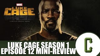 Luke Cage Season 1 Episode 12 Soliloquy of Chaos Mini-Review by Collider