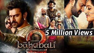 Baahubali 2 Story leaked   bahubali 2 the conclusion Movie Story  Why Did kattappa killed bahubali