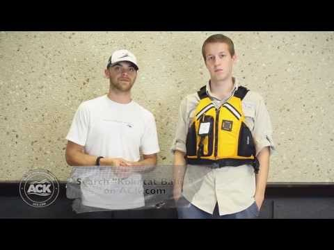 In Focus: Kokatat Bahia Tour Kayak Fishing PFD (Lifevest)