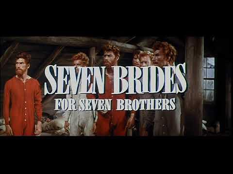 Seven Brides for Seven Brothers - Original Theatrical Trailer
