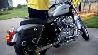 3. Harley Davidson 2006 XL 883L Sportster 883 Low