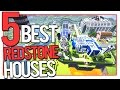 Top 5 Minecraft Redstone Houses (Best Redstone Creations)