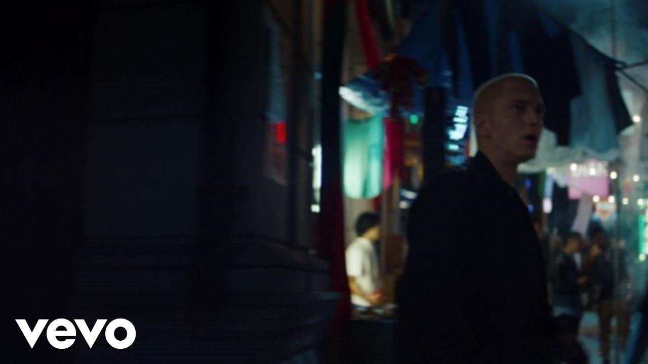 "Eminem drops cameo-filled, epic ""Phenomenal"" video"