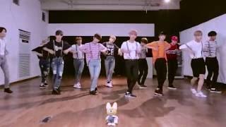 Video SEVENTEEN (세븐틴) - 아주 NICE (VERY NICE) Dance Practice (Mirrored) MP3, 3GP, MP4, WEBM, AVI, FLV Januari 2019