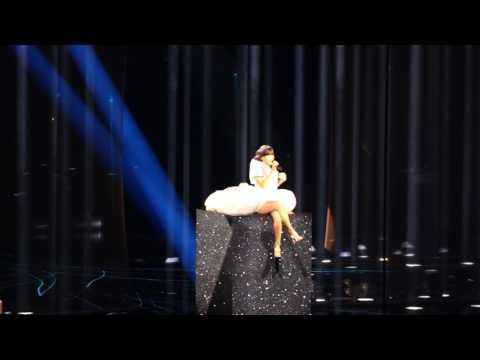Australia: Dami Im - Sound Of Silence (Grand Final Dress Rehearsal ESC 2016) (видео)