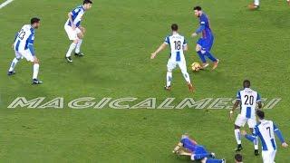 Compilation: Messi gegen drei oder mehr Gegenspieler