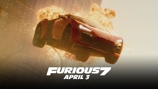 Nonton Furious 7 - In Theaters and IMAX April 3 (TV Spot 2) (HD) Film Subtitle Indonesia Streaming Movie Download