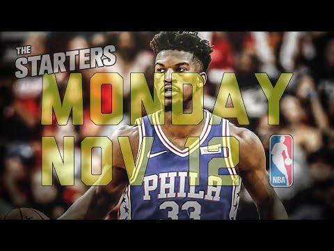Video: NBA Daily Show: Nov. 12 - The Starters