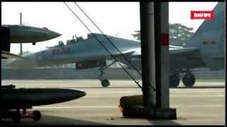 Một ngày với máy bay tiêm kích đa năng siêu âm Việt Nam
