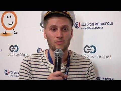 Interview de Julien Dereumaux, Pilot'in