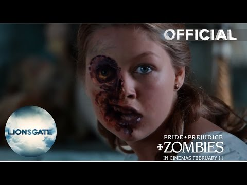 Pride and Prejudice and Zombies (UK TV Spot 'Lady')