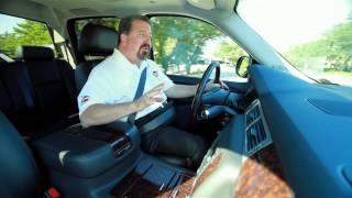 2012 GMC Sierra Denali 2500 4X4 Diesel Test Drive.