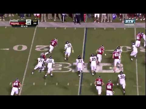 Tevin Coleman Game Highlights vs Missouri 2013 video.