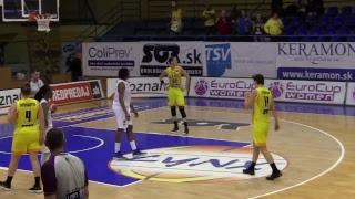 Good Angels Kosice – AL-Riyadi Beirut – EEWBL 06.01.18. Kosice