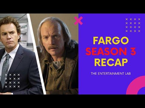 FARGO Season 3 RECAP    FX    2020