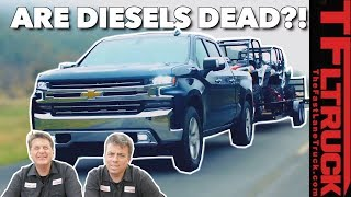 The Upcoming Chevy Silverado 3.0L Duramax Diesel Is Too Little Too Late! No, You're Wrong! Ep.9 by The Fast Lane Truck