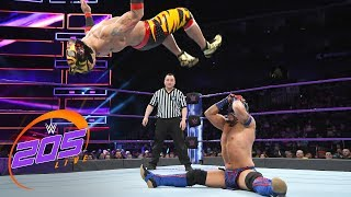 Nonton Kalisto vs. Lince Dorardo: WWE 205 Live, Feb. 6, 2018 Film Subtitle Indonesia Streaming Movie Download