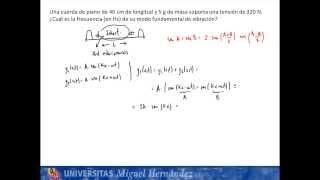 Umh1148 2013-14 Lec005a Problema De Ondas Estacionarias 1