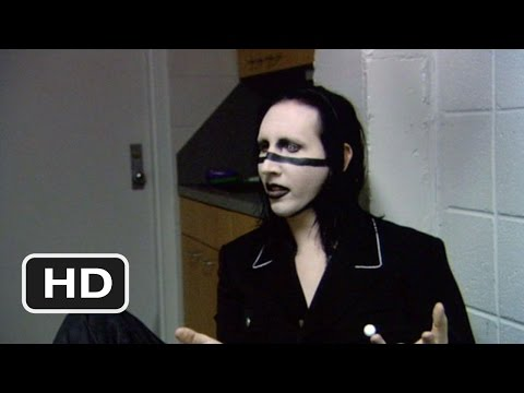 Bowling for Columbine (2002) - Marilyn Manson Talks About Fear Scene (7/11) | Movieclips
