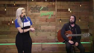 Video Bebe Rexha - Meant To Be (Acoustic at Cricket Wireless Lounge) download in MP3, 3GP, MP4, WEBM, AVI, FLV January 2017