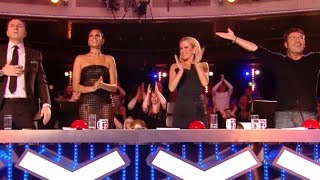 Video Golden Buzzers 2017 All Best Auditions | Britain's Got Talent 2017 MP3, 3GP, MP4, WEBM, AVI, FLV Januari 2018
