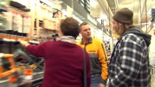 Hornbach - Auf Entdeckungstour, 10 Sports (Werbung)