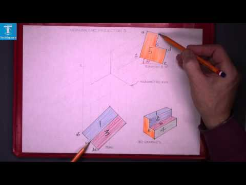 Axonometric Projection 3