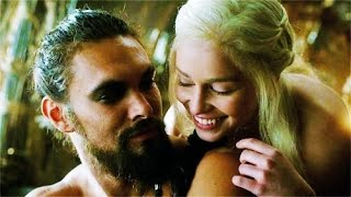 Daenerys Targaryen belong to Khal Drogo. I know she is still young and beautiful and she should find someone else to love, but I...