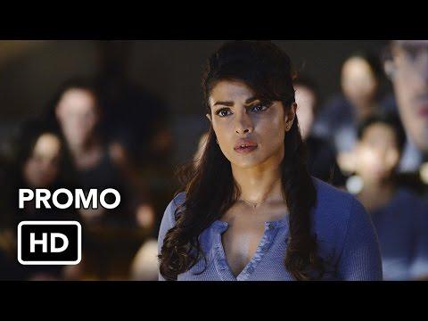 """Quantico 1x08 Season 1 Episode 8 """"Over"""" Promo (HD)"""