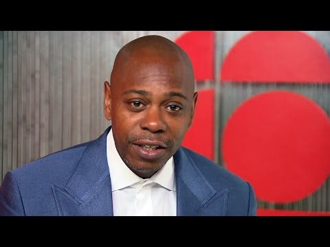 'Trump's kind of bad for comedy,' says Dave Chappelle