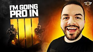 I'M GOING PRO IN BLACK OPS 4! DAY ONE INSANE MOMENTS! (COD: BLACK OPS 4)