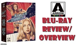 Killer Dames Blu-ray Review/Overview (Arrow Video)