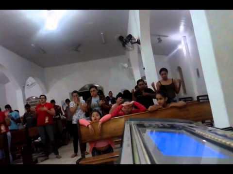 Reunião do Grupo de oração RCC Hosana Hei em Sinimbu Alagoas