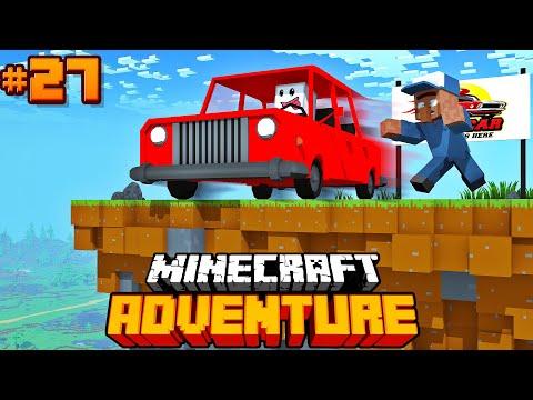 DER GEIST STIEHLT DAS AUTO?! - Minecraft Adventure #27 [Deutsch/HD]
