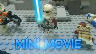 LEGO Star Wars The Legend of The Last Clone Troopers MINI MOVIE Stop Motion Animation
